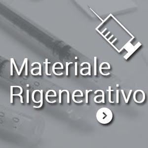 Materiale rigenerativo